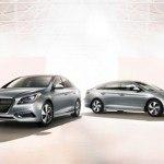 2016 Hyundai Sonata Hybrids