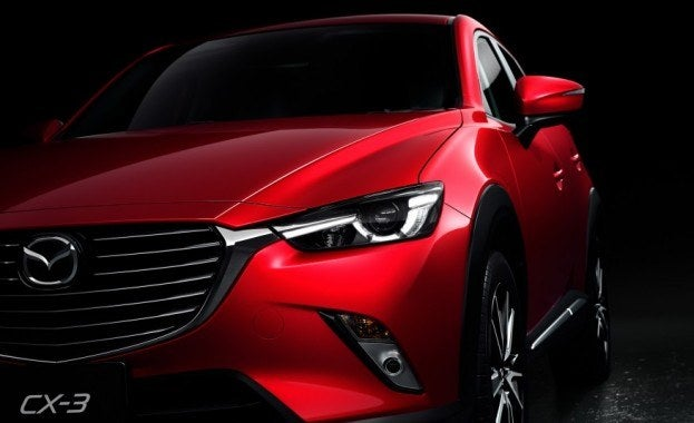 2016 Mazda CX-3 Left Headlight