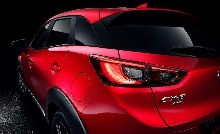 2016 Mazda CX 3 124