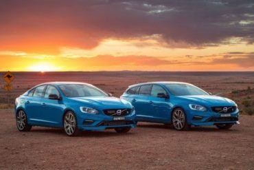 2016 Volvo S60 and V60 Polestar 626x382