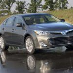 2015 Toyota Avalon Hybrid Limited Review