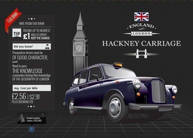 England Taxi