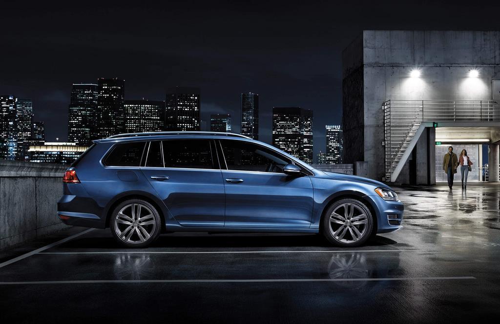 Volkswagen Golf Sportwagen >> 2015 Volkswagen Golf Sportwagen TDI SEL DSG Review