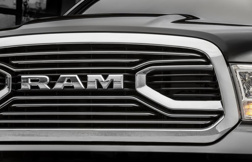 Ram Front Grille