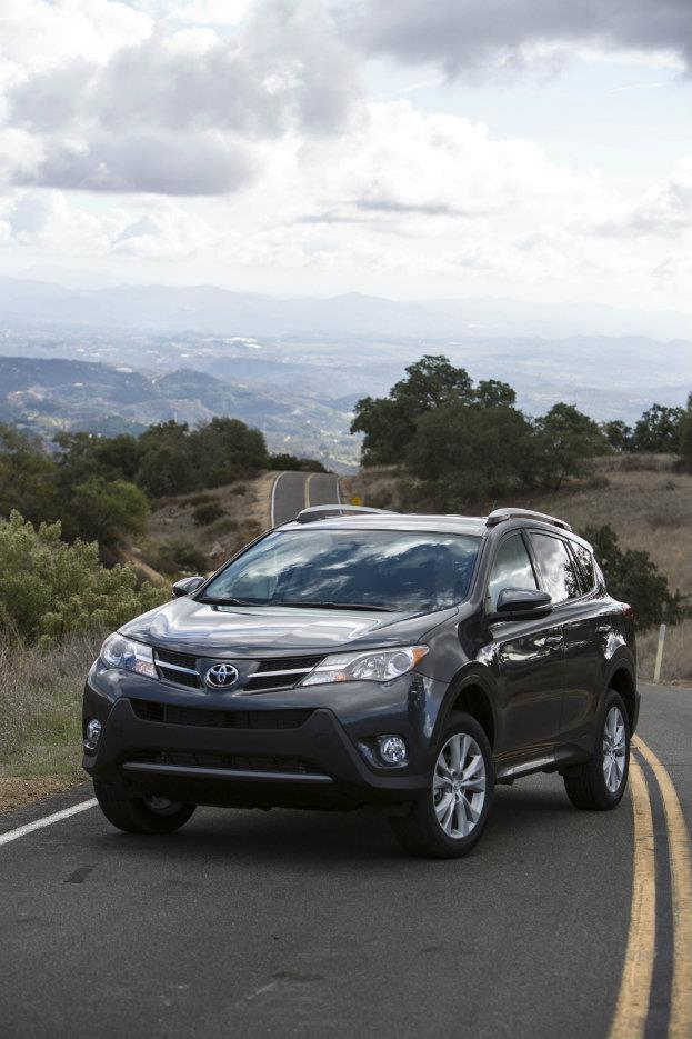 2015 Toyota RAV4 Limited AWD Review