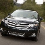 Toyota Venza Front Grille