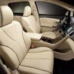 Toyota Venza Interior 2