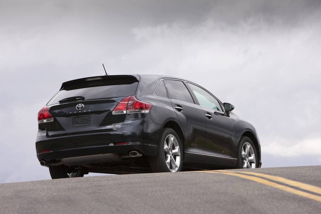 2015 Toyota Venza Limited V6 Awd Review