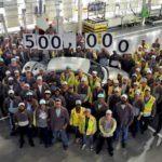 Volkswagen Chattanooga Rolls 500,000th Passat