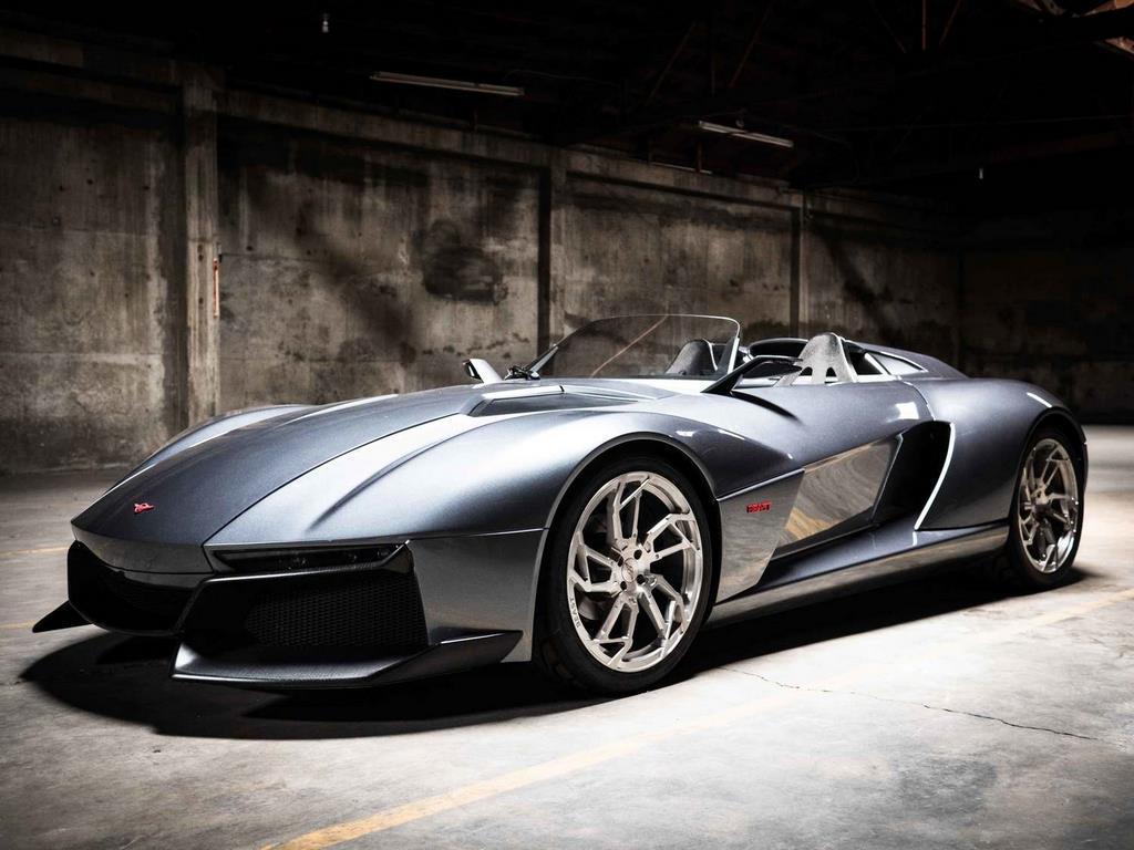 Rezvani Motors Unveils Production Beast Supercar