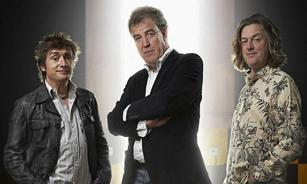 The Former Top Gear Presenters