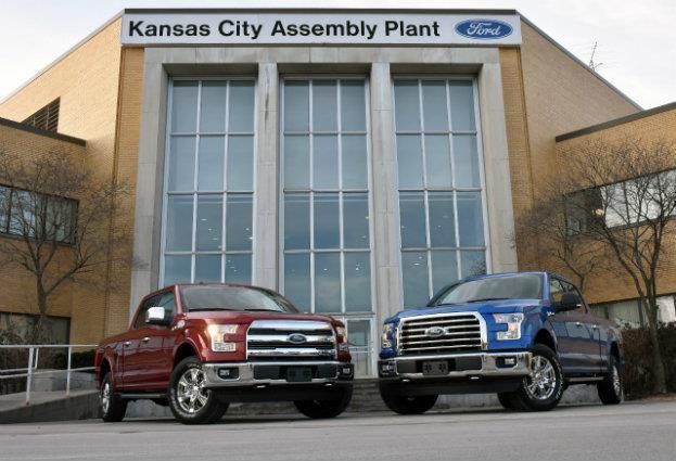 2015 F 150 Kansas City