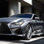2015 Lexus RC F Coupe Review