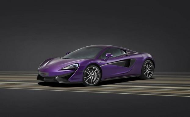 2015 McLaren 650 S Pebble Beach Edition