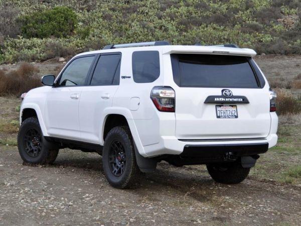 2015 Toyota 4Runner 4X4 TRD PRO rear