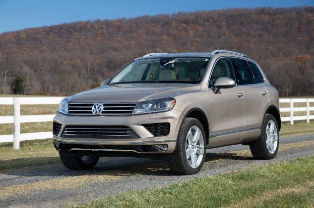 2015 VW Touareg 4
