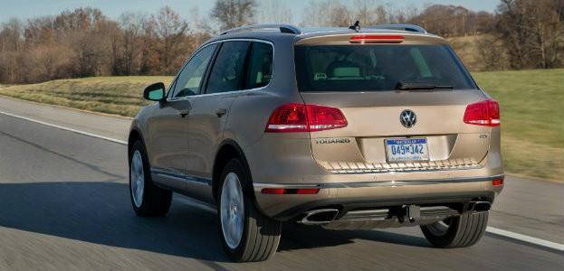 2015 VW Touareg 6