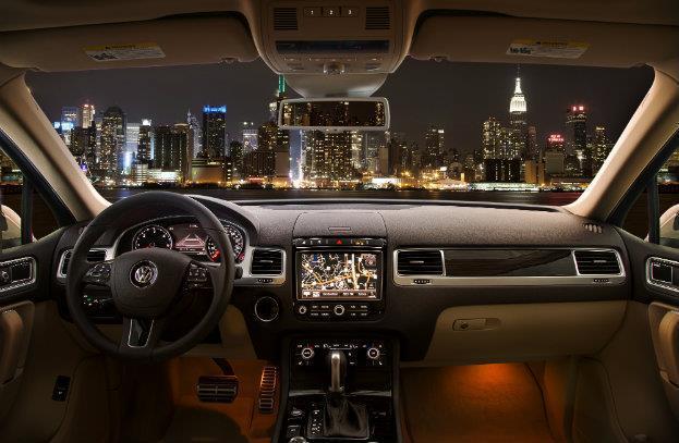 2015 VW Touareg Interior