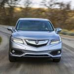 2016 Acura RDX front drive
