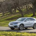 2016 Acura RDX front three quarter