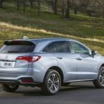 2016 Acura RDX rear quarter
