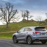 2016 Acura RDX rear threequarter
