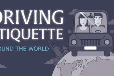 Driving Etiquette header