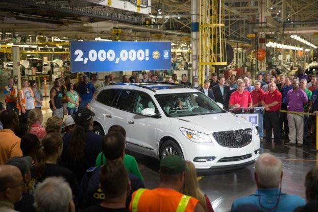 GM Lansing 2M Vehicle #3