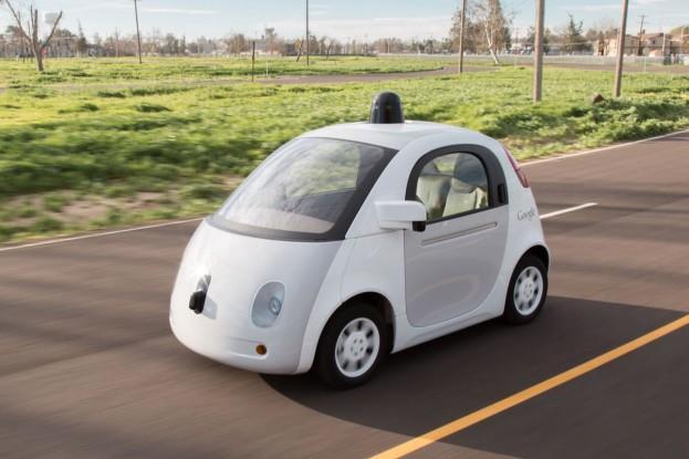Google Car Image