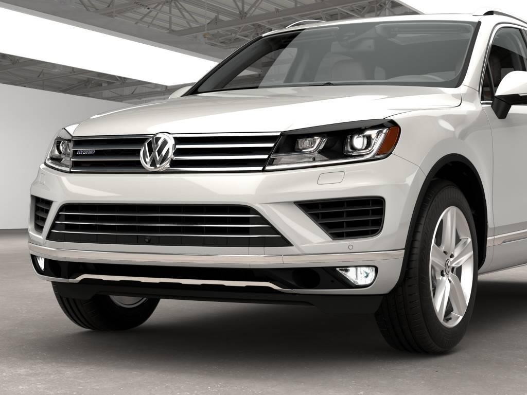 2015 Volkswagen Touareg Hybrid Review