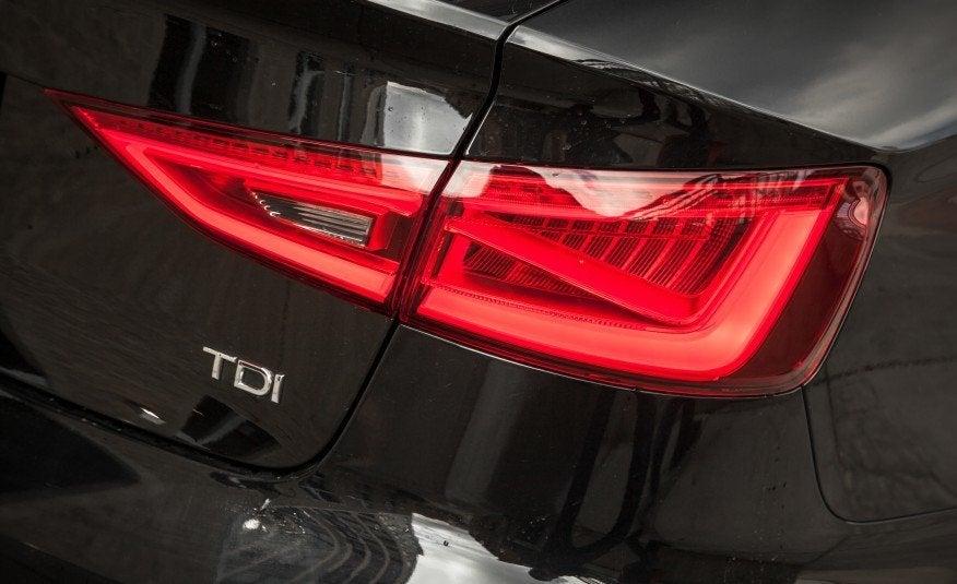 2015 Audi A3 TDI Badge