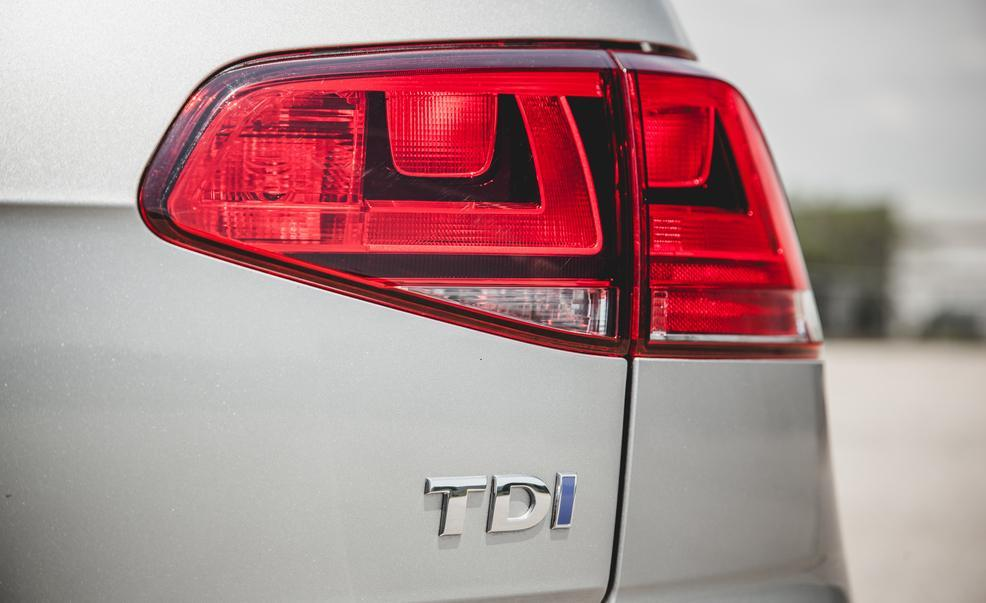 Volkswagen TDI Badge