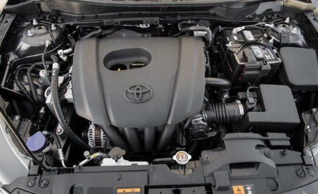 2016 Scion iA 1.5 L 4-cylinder engine