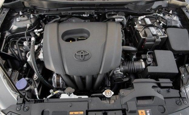 2016 Scion iA 1.5 L 4-cylinder engine