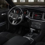 Dodge Charger Interior 2