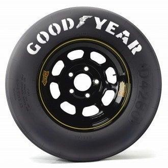 Rubber Tire Paint Black