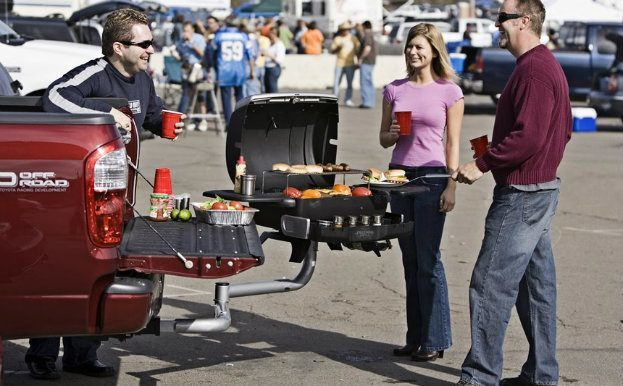 Tailgating 2 - How to Create the Ultimate Tailgating Experience