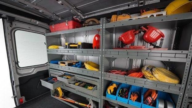 Transit Cargo Storage