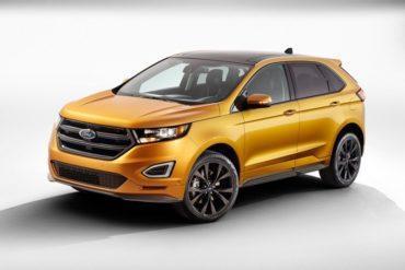2015 Ford Edge Sport 2.7L EcoBoost 103 876x535