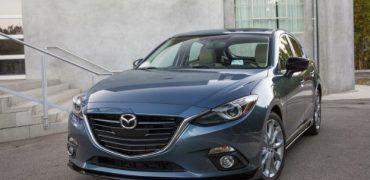 2015+Mazda3+5D+s+Touring+6MT+Blue+Reflex #8