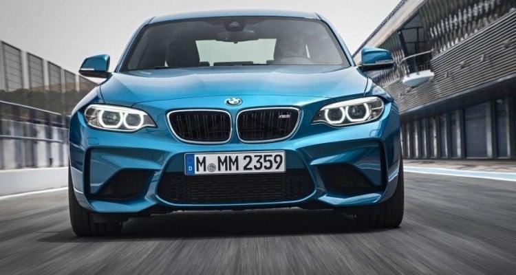 2016 BMW M2 Front Fascia