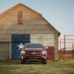 2016 Chevrolet Silverado LTZ Z71 with Texas graphic 003
