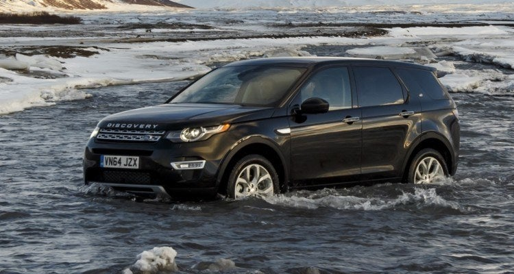 2016 land rover discovery sport overview. Black Bedroom Furniture Sets. Home Design Ideas