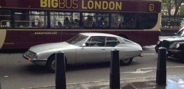 Citroen DS in London