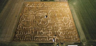 F150 Corn Maze #2