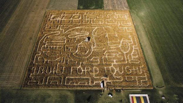 F150 Corn Maze 2