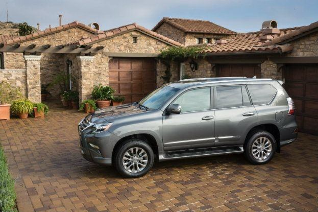 2015 lexus gx 460 luxury review. Black Bedroom Furniture Sets. Home Design Ideas