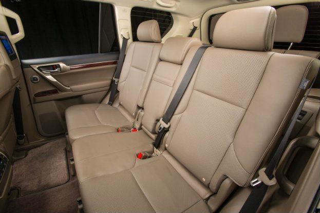 Lexus GX 460 Interior 1