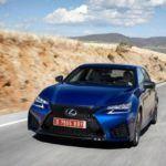 Lexus GS F Blue 02 mid