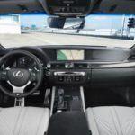 Lexus GS F Blue 42 mid